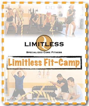 Limitless Fit-Camp Logo